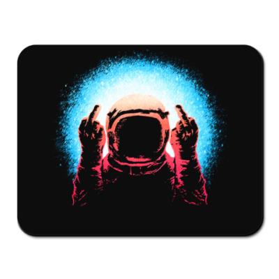 Коврик для мыши Грубый Космонавт