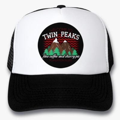 Кепка-тракер Сериал Твин Пикс Twin Peaks