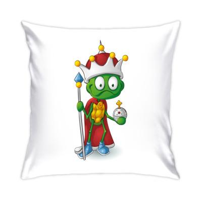 Подушка Добрый Черепашонок Король