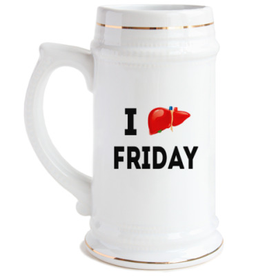 'I Love Friday'