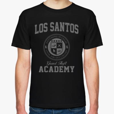 Футболка Los Santos Grand Theft Academy