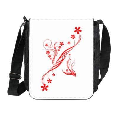 Сумка на плечо (мини-планшет) Для гламурных цыпочек