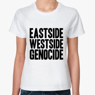 Классическая футболка Choose your side