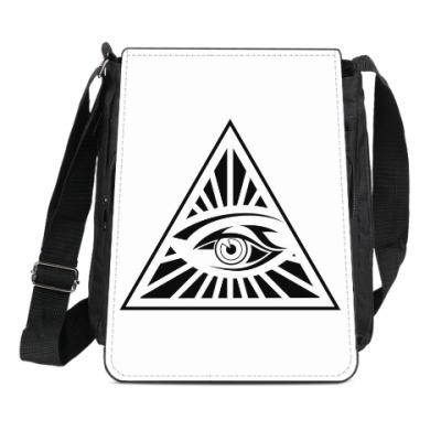 Сумка-планшет eye of providence