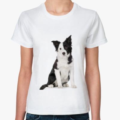 Классическая футболка Пёс