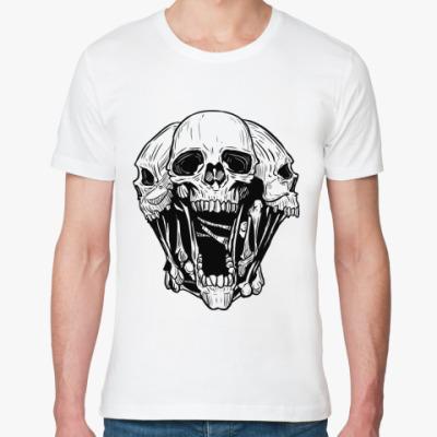 Футболка из органик-хлопка Skull