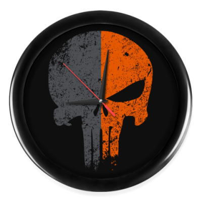 Настенные часы Punisher
