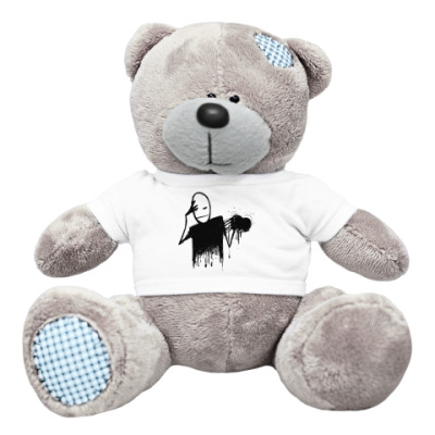 Плюшевый мишка Тедди Mr. Freeman 6