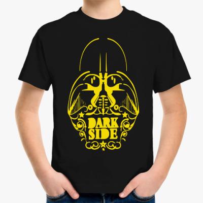 Детская футболка Dark Side