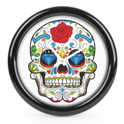 Часы Dias de Los Muertos