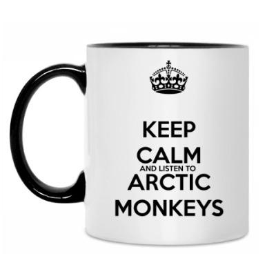 Кружка Arctic Monkeys