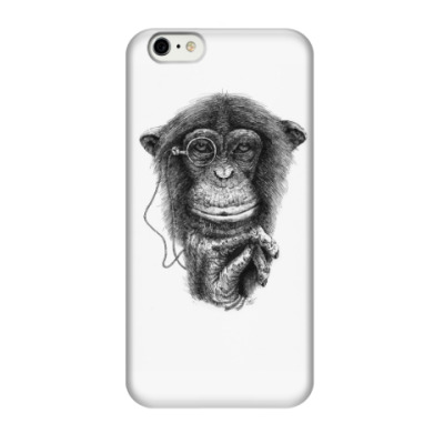 Чехол для iPhone 6/6s Monkey