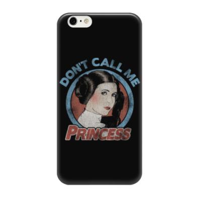 Чехол для iPhone 6/6s Star Wars Princess Leia Organa