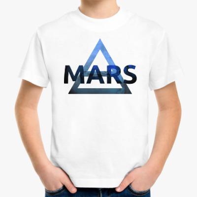 Детская футболка Mars Triad