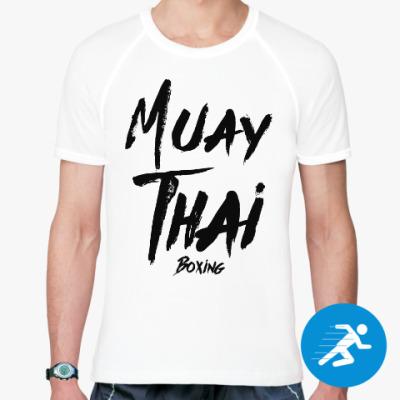 Спортивная футболка Muay Thai Boxing/Тайский бокс