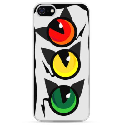 Чехол для iPhone Котофор