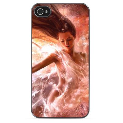 Чехол для iPhone Из пены морской