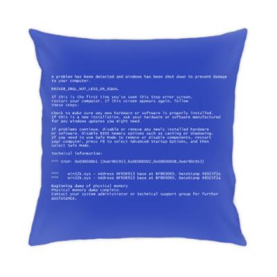 Подушка BSoD