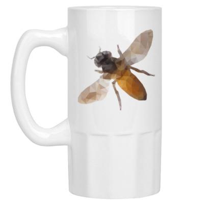 Пивная кружка Пчела / Bee