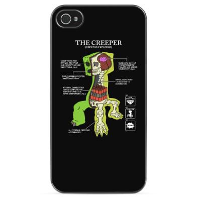 Чехол для iPhone The Creeper