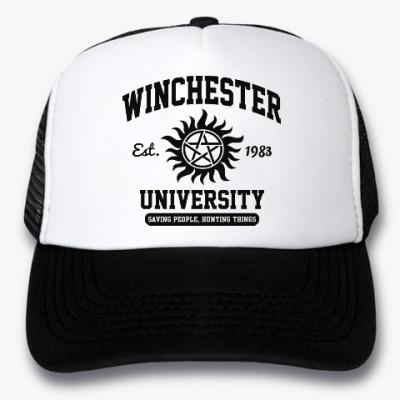 Кепка-тракер Winchester University