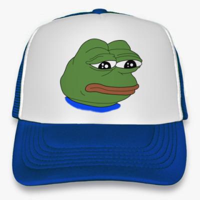 Кепка-тракер Pepe Frog