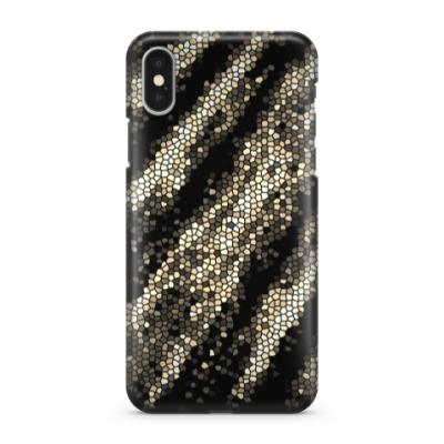 Чехол для iPhone X 'Россыпь камней'