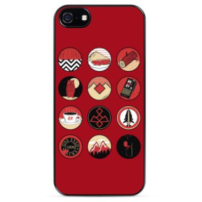Чехол для iPhone Сериал Твин Пикс Twin Peaks