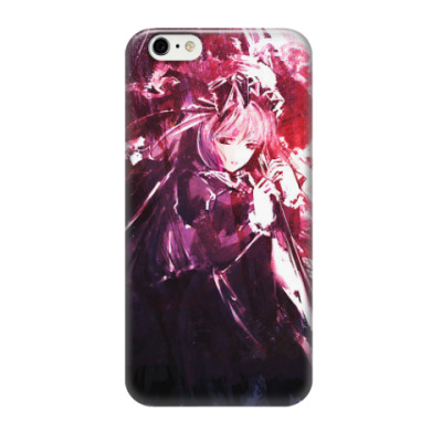 Чехол для iPhone 6/6s Yakumo Yukari