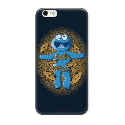 Чехол для iPhone 6/6s Коржик Красота по Сезамски