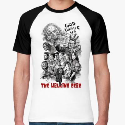 Футболка реглан The Walking Dead