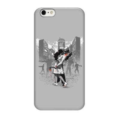 Чехол для iPhone 6/6s Zombie love