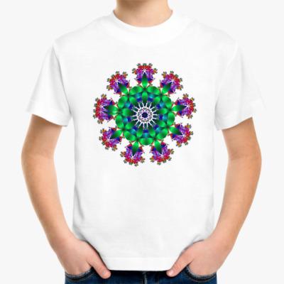 Детская футболка Калейдоскоп