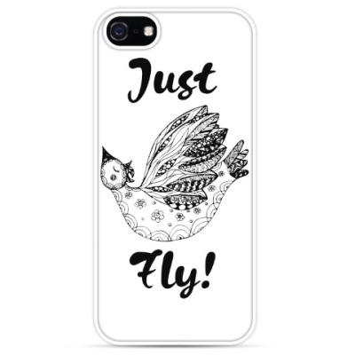 Чехол для iPhone Just Fly!