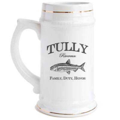 Пивная кружка Tully