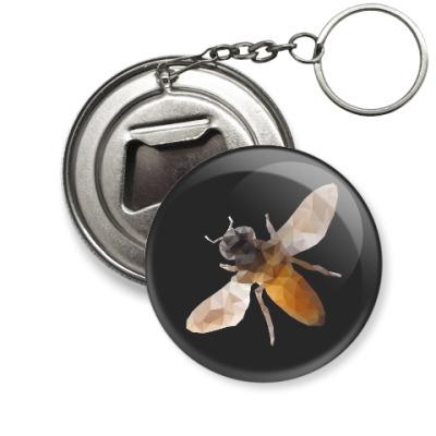 Брелок-открывашка Пчела / Bee
