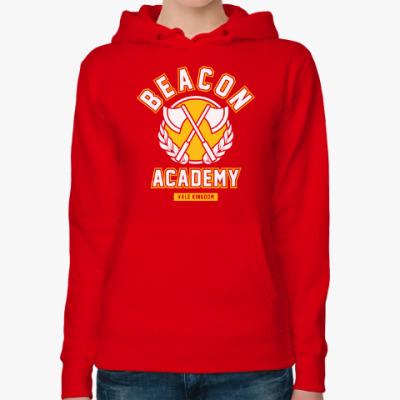 Женская толстовка худи RWBY. Beacon Academy