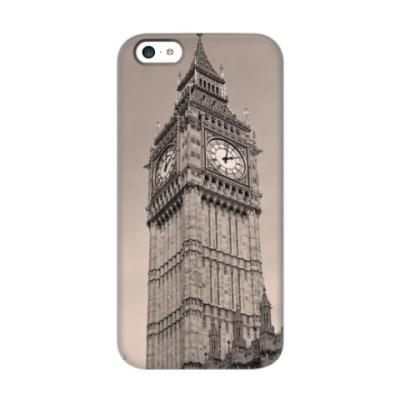 Чехол для iPhone 5c Биг-Бен