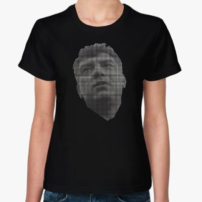 Женская футболка Бори Немцов