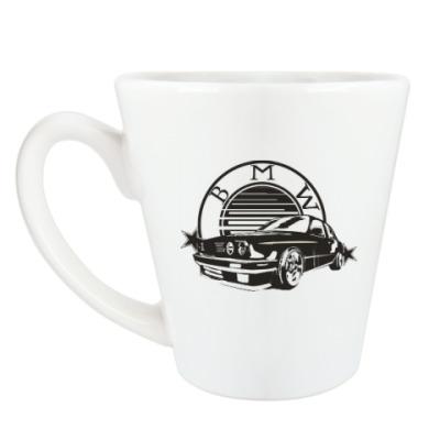 Чашка Латте BMW