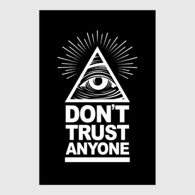 Постер Don't Trust Anyone