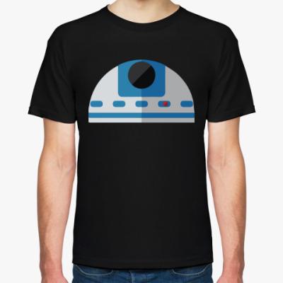 Футболка Star Wars: R2-D2