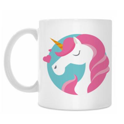 Кружка Loving Unicorn
