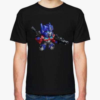 Футболка Optimus Prime