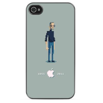 Чехол для iPhone Стив Джобс / Steve Jobs