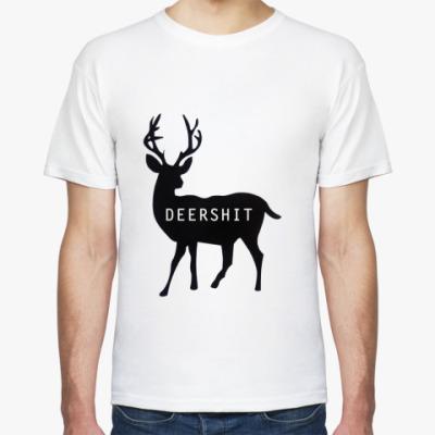 Футболка DEERSHIT