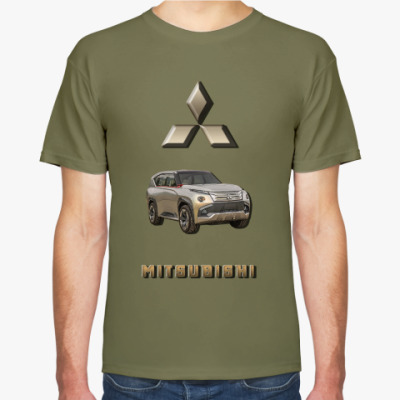 Футболка Mitsubishi