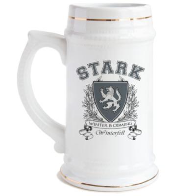 Пивная кружка House Stark