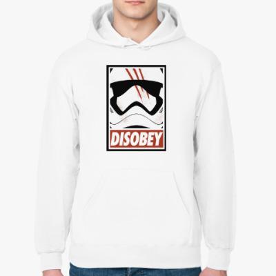 Толстовка худи Star Wars: Disobey
