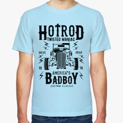 Футболка Hotrod